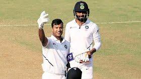 Mayank Agarwal slams 243, says letting go fear of failure has changed him