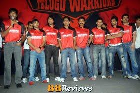 Telugu Warriors Team