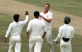 Zim v NZ Test: New Zealand beat Zimbabwe by 34 runs