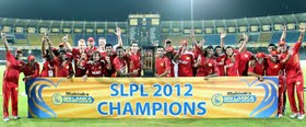 Uva Next clinches SLPL 2012 after a rain-curtailed final