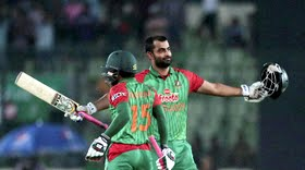Bangladesh look to complete Pakistan embarrassment at Dhaka