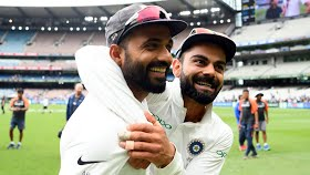 Virat was and will always be the captain of the Test team: Ajinkya Rahane