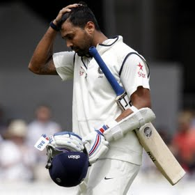 IND v AUS 4th Test Day 2 : Lyon's wickets hurt India in final session