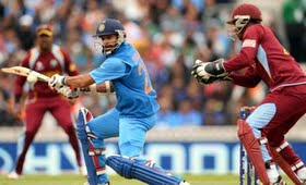 WI vs IND 1st ODI: Match abandoned due to  rain