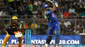 IPL 2016: Mumbai's batting prowess again made the difference against KKR