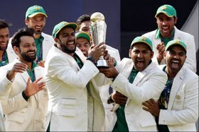 How Shastri, Gavaskar inspired Pakistan to win Champions Trophy