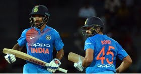Partnership with Dhawan was extremely important: Rohit Sharma