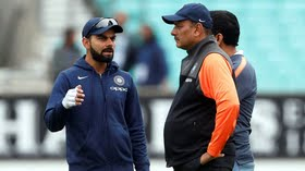 After India's Adelaide win, Ravi Shastri says, 'to hell with the nets'