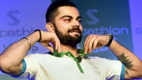 Virat Kohli has an inspiring message for Afghanistan cricket